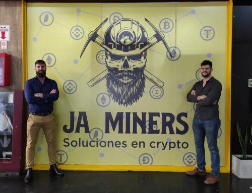 El «búnker de Bitcoin» de La Plata abre local de minería en Buenos Aires